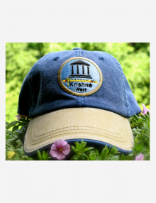 Krishna West Cap Denim