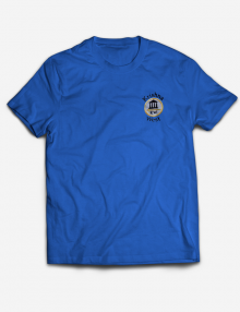 Krishna West Tee Royal Color