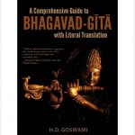 A Comprehensive Guide to Bhagavad-Gita front cover