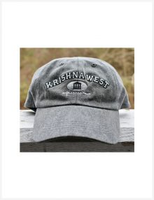 Krishna West Collegiate Logo Hat