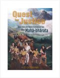 Quest for Justice front cover